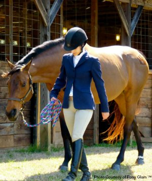 Horse Show Grooming Get The Best Tips And Tricks Here - Before and after achorse stable