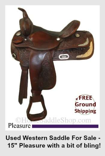 Used Western Saddles For Sale Great Prices For Quality