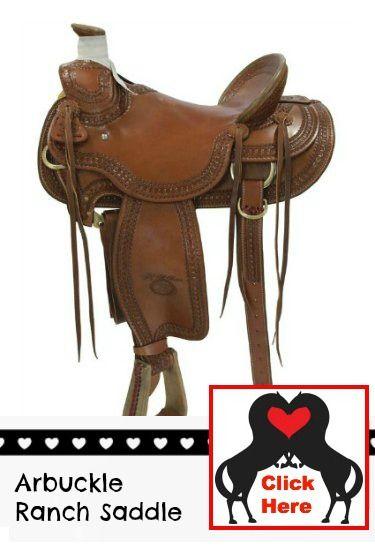 Shop Ranch Saddles
