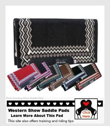Shop show pads