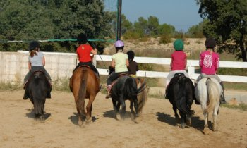 horseback riding overnight camps