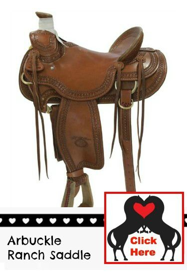 Shop Ranch Saddles